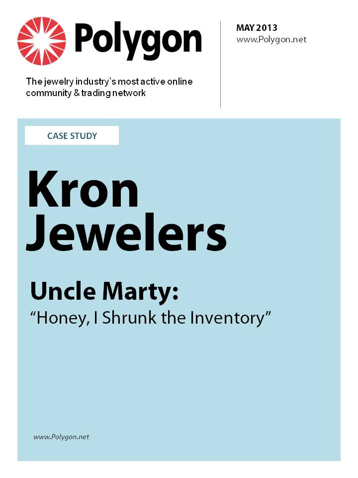 "Kron Jewelers - Uncle Marty: ""Honey, I Shrunk the Inventory"""
