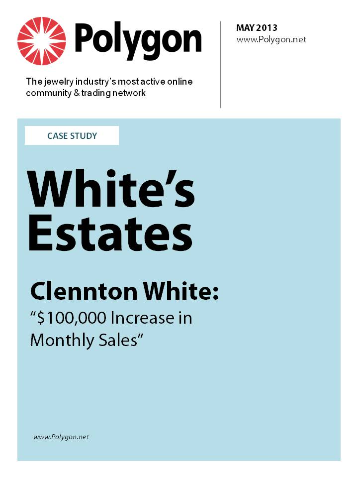 "White's Estates - Clennton White: ""$100,000 Increase In Monthly Sales"""