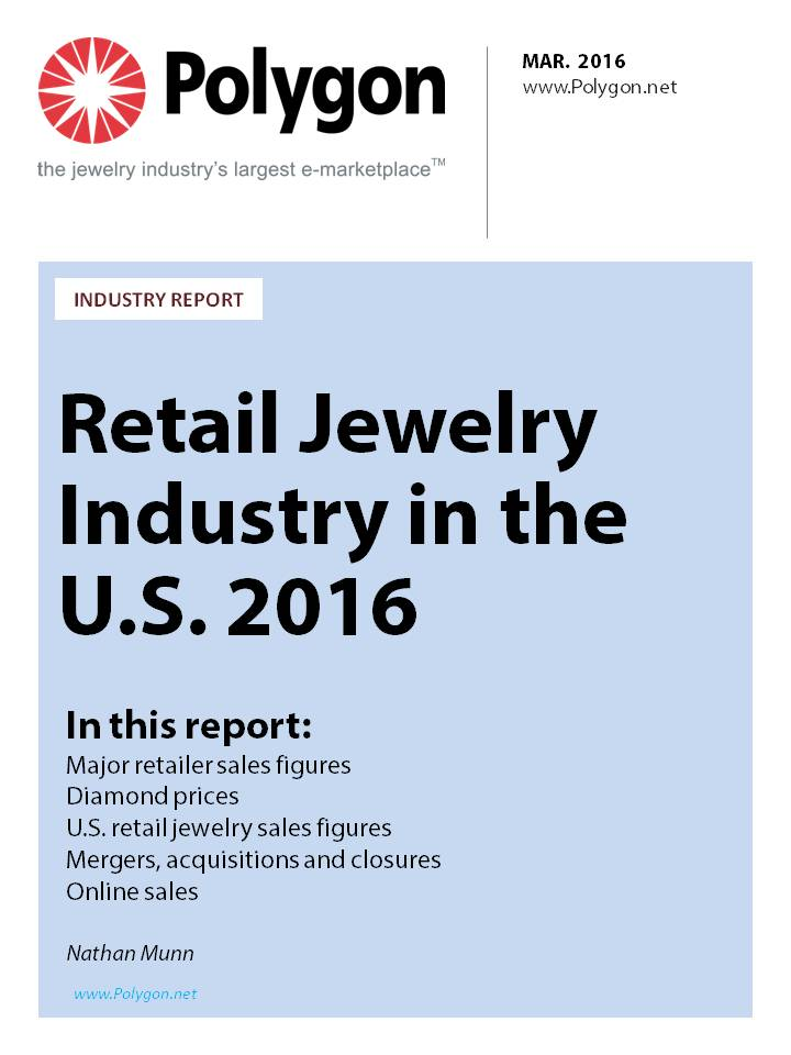 Retail Jewelry Industry in the U.S. 2016
