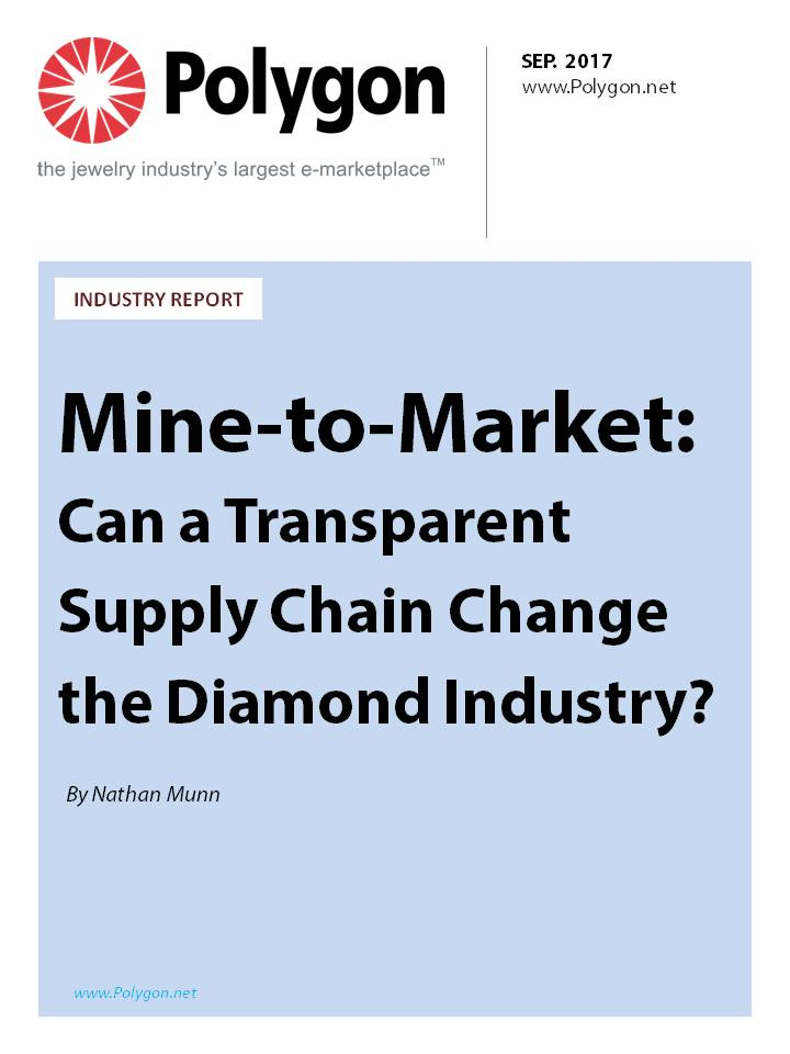 Mine-to-Market: Can a Transparent Supply Chain Change the Diamond Industry?