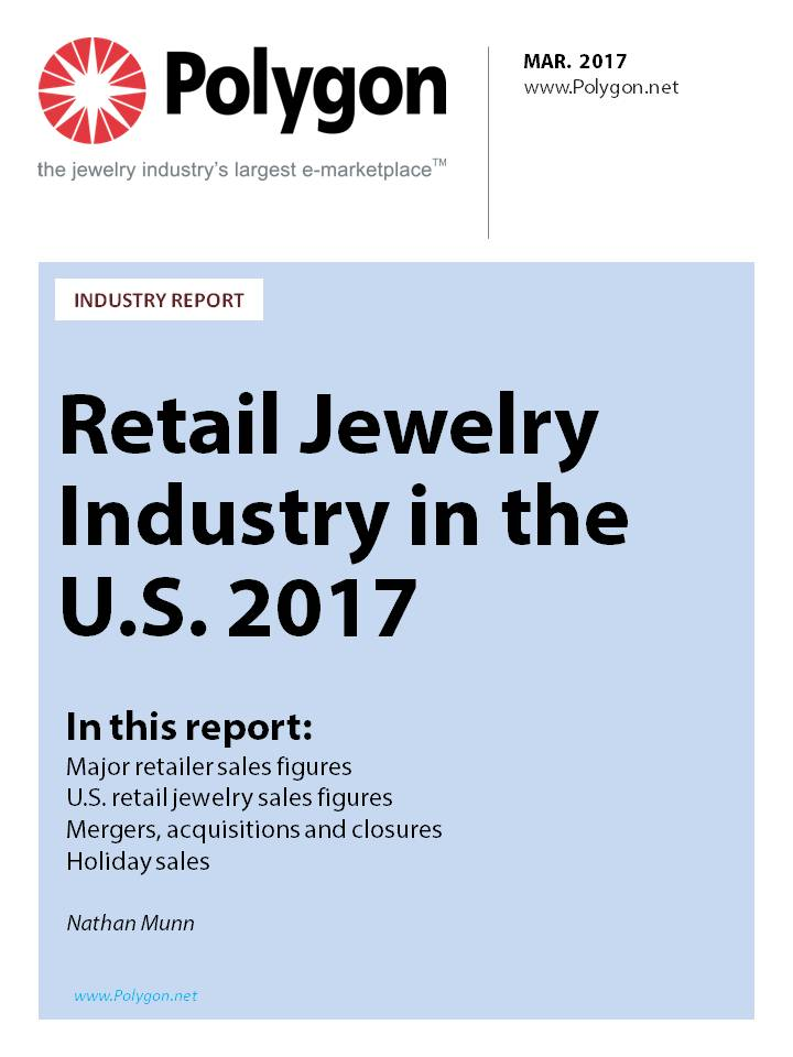 Retail Jewelry Industry in the U.S. 2017