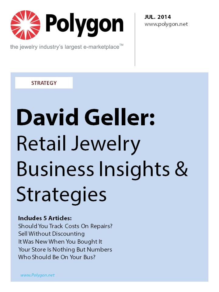 David Geller: Retail Jewelry Business Insights and Strategies
