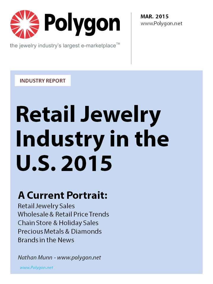 Retail Jewelry Industry in the U.S. 2015 Report