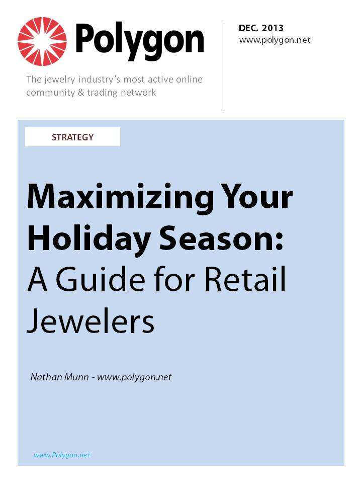 Maximizing Your Holiday Season: A Guide for Retail Jewelers