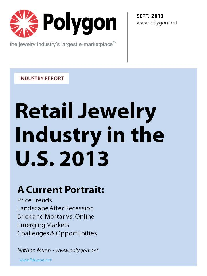 Retail Jewelry Industry in the U.S. 2013