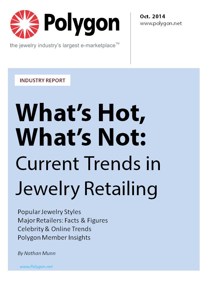 What's Hot, What's Not: Current Trends in Jewelry Retailing