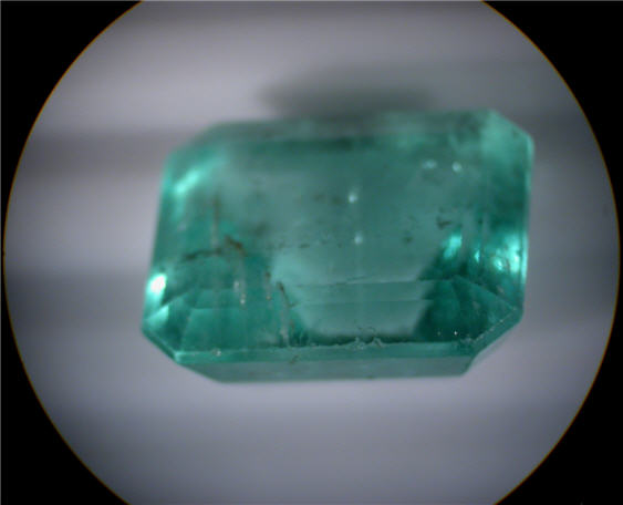 Columbian Emerald - Polygon