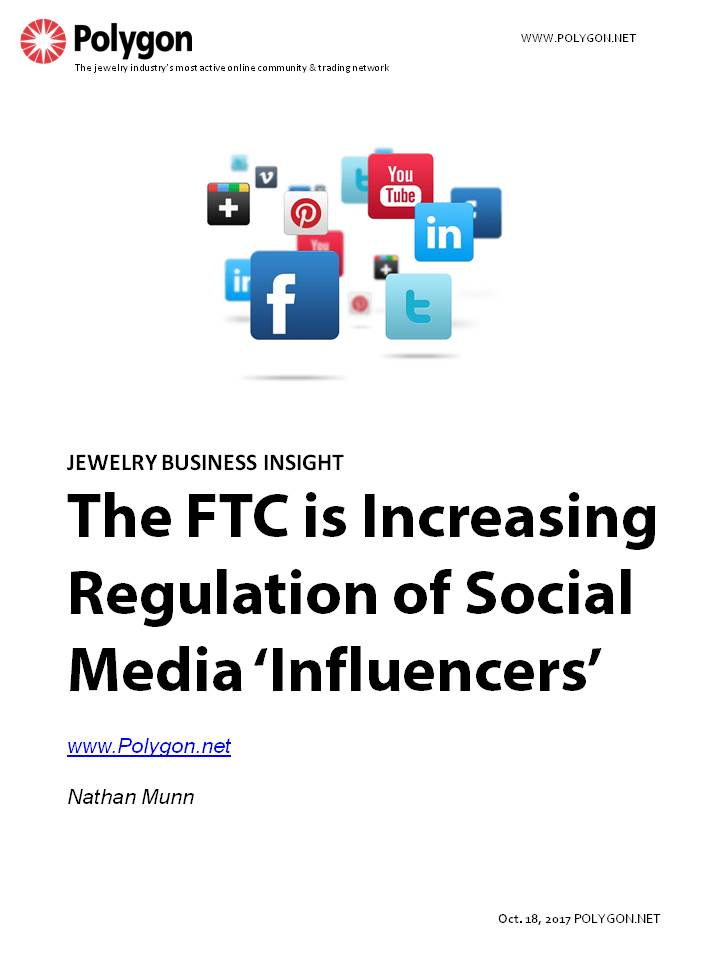 The FTC is Increasing Regulation of Social Media 'Influencers'