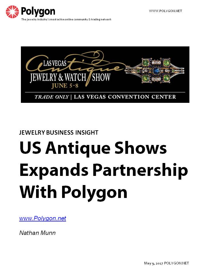 U.S. Antique Shows Expands Partnership With Polygon