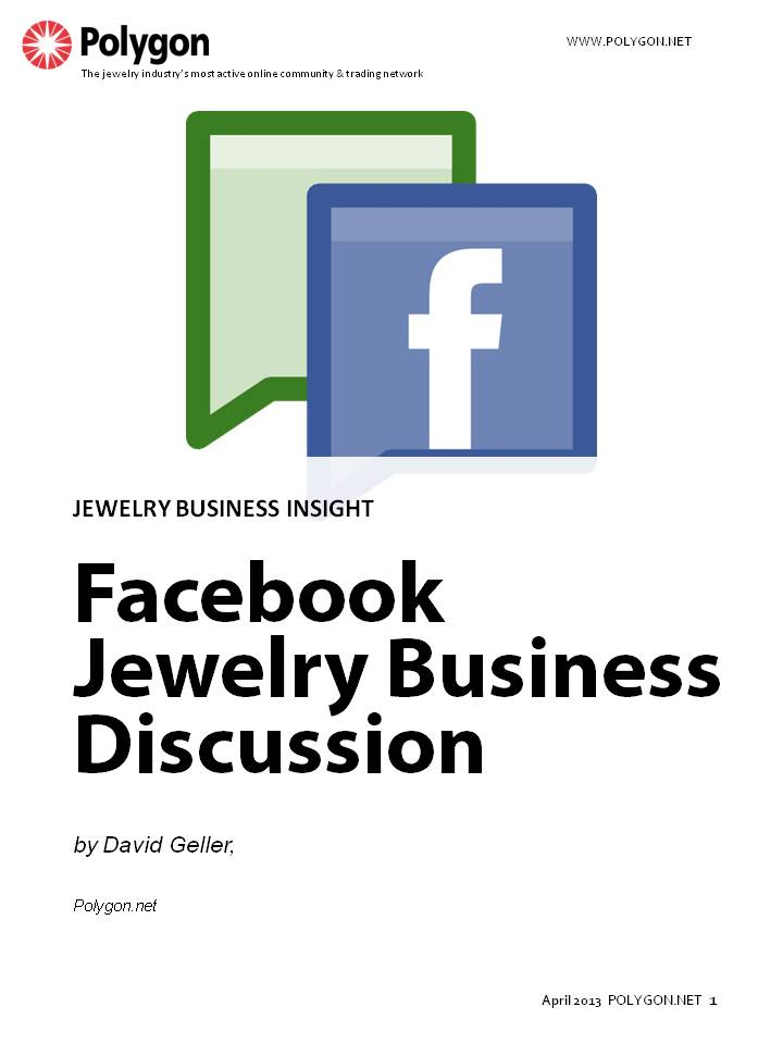 Ron Samuelson of Facebook's comments on Margins and my response Jan 2012