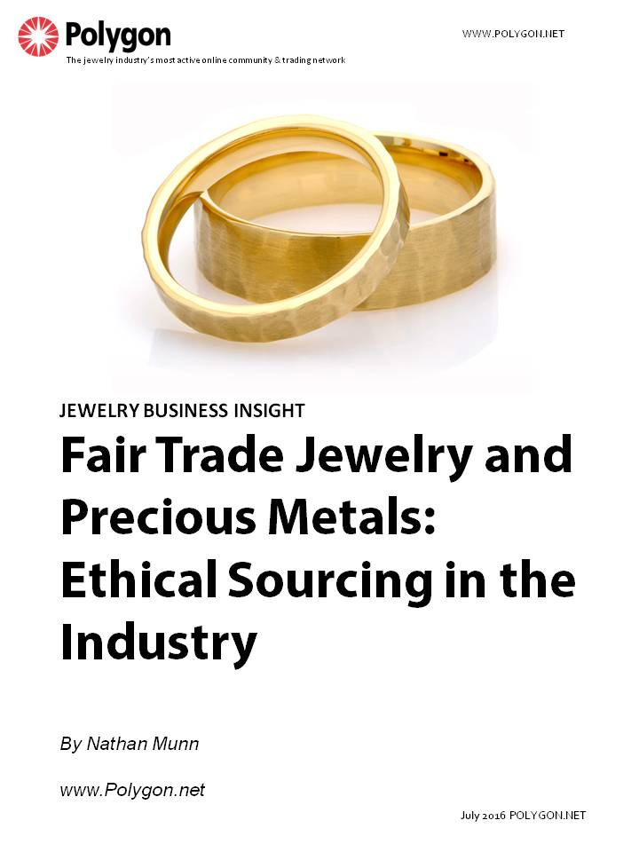 Fair Trade Jewelry and Precious Metals: Ethical Sourcing in the Jewelry Industry