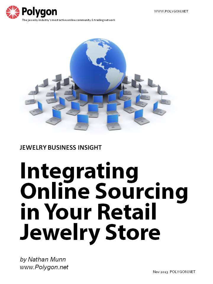Integrating Online Sourcing in Your Retail Jewelry Store