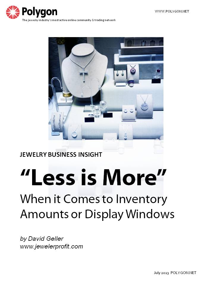 """Less is More"" When it Comes to Inventory Amounts or Display Windows-en"