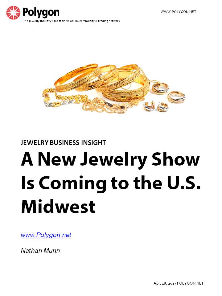 A New Jewelry Show Is Coming to the U.S. Midwest