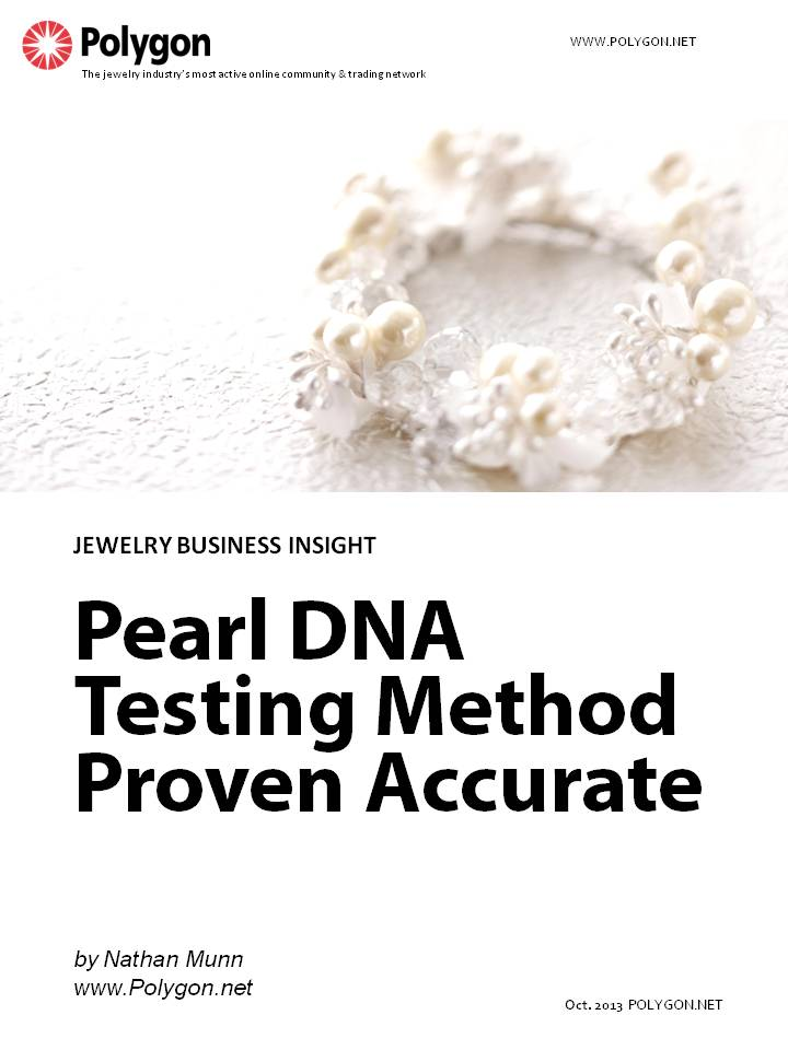 New DNA Testing Method Accurately Identifies Natural vs. Treated Pearls