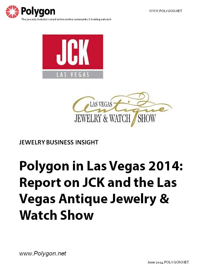 Polygon in Las Vegas, 2014: Report on JCK and the Las Vegas Antique Jewelry & Watch Show