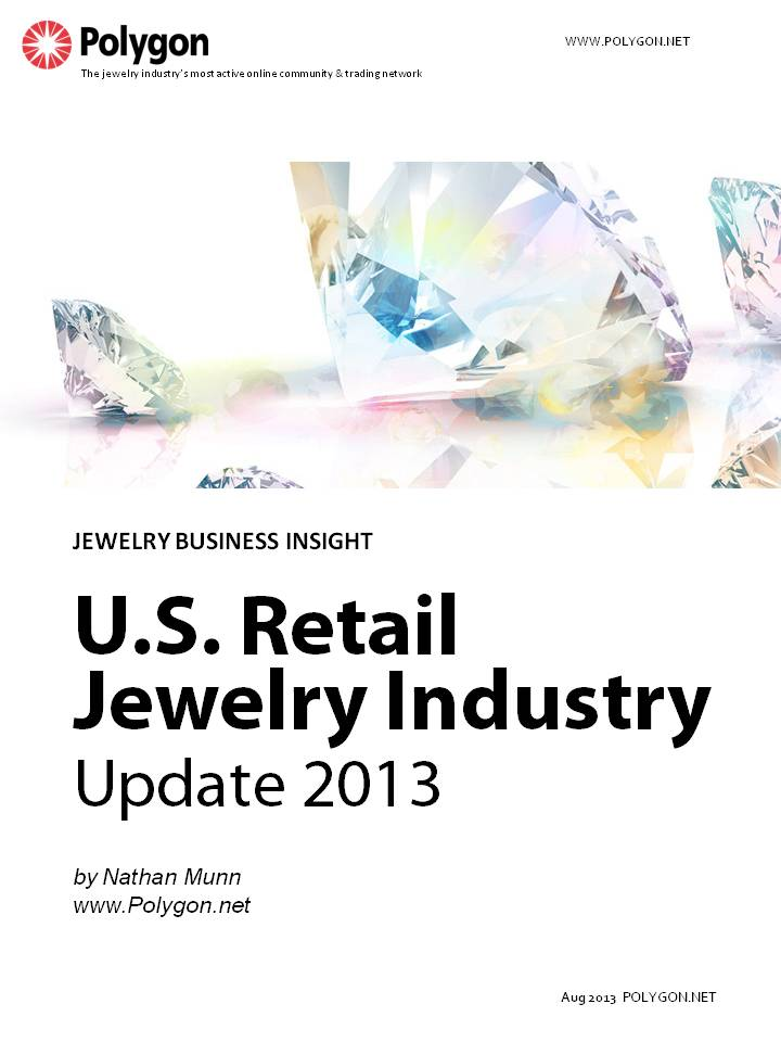 U.S. Retail Jewelry Industry Update 2013
