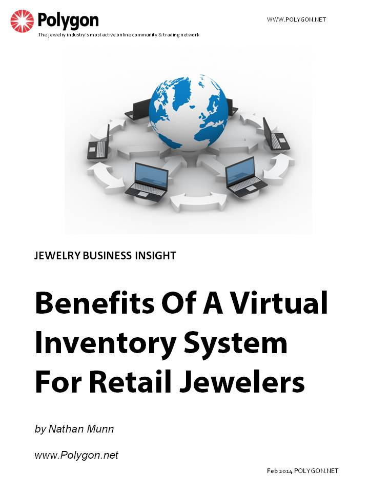 Benefits of a Virtual Inventory System for Retail Jewelers