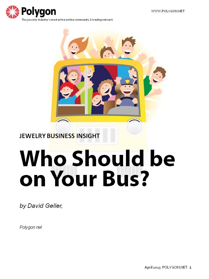 Who should be on YOUR bus?